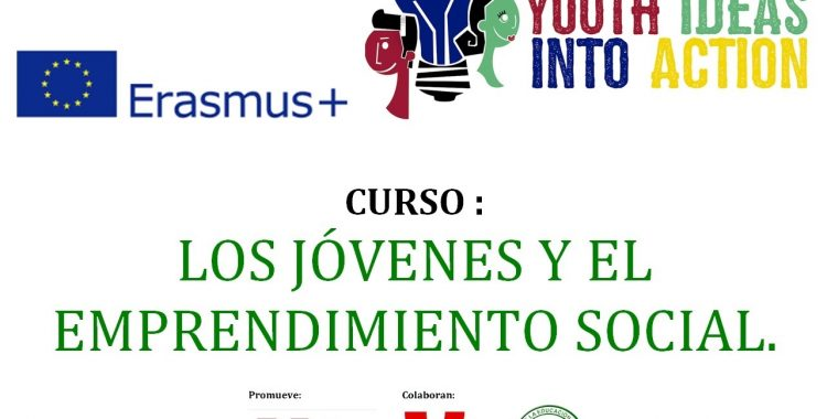 """Curso: """"Los jóvenes y el emprendimiento social"""""""