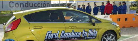"""Cursos Gratuitos """"Ford, Conduce tu Vida"""". Inscríbete"""
