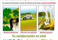 Andalucía prolonga la época de peligro de incendios forestales hasta el 31 de octubre