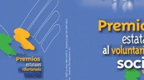 Convocatoria de los Premios Estatales de Voluntariado