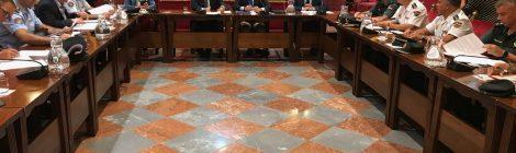 La Junta Local de Granada acuerda medidas inmediatas de seguridad y coordinación policial en la capital
