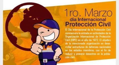 1 de Marzo - Día Internacional de la Protección Civil