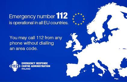 Día Europeo del 112