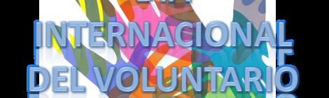 5 de Diciembre de 2019 - #DíaInternacionaldelVoluntariado