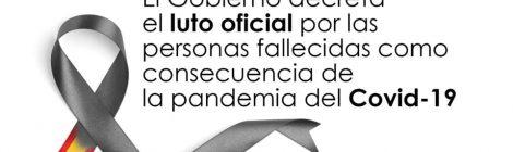 """Publicación del Real Decreto Ley """"Estado de Alarma"""" por el #COVID19"""