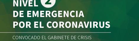 ACTIVACIÓN PLAN TERRITORIAL DE EMERGENCIAS DE ANDALUCÍA - Nivel 2 #COVID19