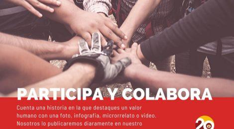 Participa y Colabora