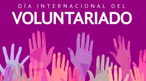 Con voluntariado ¡Es posible! - 5 de Diciembre de 2020 - #DíaInternacionaldelVoluntariado